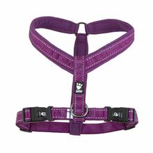 Hurtta Casual Padded Dog Y-Harness - Heather