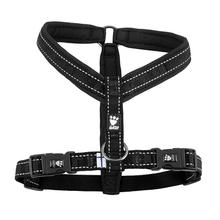 Hurtta Casual Padded Dog Y-Harness - Raven