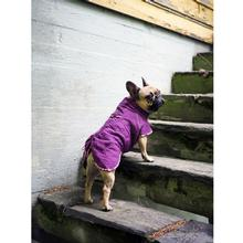 Hurtta Casual Quilted Dog Jacket - Heather