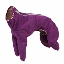 Hurtta Casual Quilted Dog Overall - Heather
