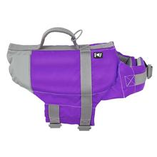 Hurtta Dog Life Savior Life Jacket - Lupine