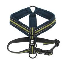 Hurtta Padded Dog Y-Harness - Juniper