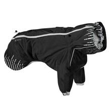 Hurtta Rain Blocker Dog Coat - Raven