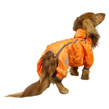 Hurtta Slush Combat Dog Suit - Orange Camo