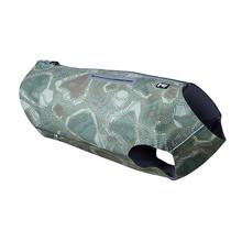 Hurtta Swimmer Bug Blocker Dog Vest - Green Camo