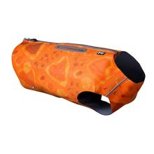 Hurtta Swimmer Bug Blocker Dog Vest - Orange Camo