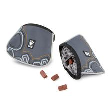 Hurtta Trick Pocket Treat Bag - Granite Gray