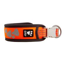 Hurtta Weekend Warrior Dog Collar - Neon Orange