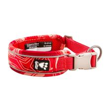 Hurtta Weekend Warrior Dog Collar - Coral Camo