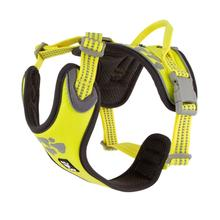 Hurtta Weekend Warrior Dog Harness - Neon Lemon