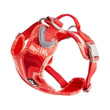 Hurtta Weekend Warrior Dog Harness - Coral Camo