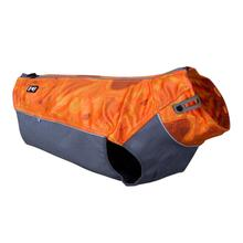 Hurtta Worker Bug Blocker Dog Vest - Orange Camo