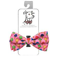 Huxley & Kent Dog and Cat Bow Tie Collar Attachment - Single Scoop