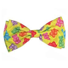 Huxley & Kent Dog and Cat Bow Tie Collar Attachment - Gummy Bears