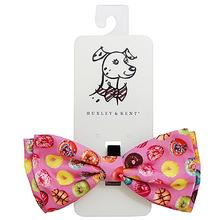 Huxley & Kent Dog Bow Tie Collar Attachment - Donut Shoppe