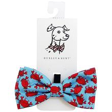 Huxley & Kent Dog Bow Tie Collar Attachment - Mr Krabs