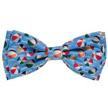 Huxley & Kent Dog Bow Tie Collar Attachment - Pool Party