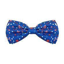 Huxley & Kent Dog and Cat Bow Tie Collar Attachment - Boston Pops