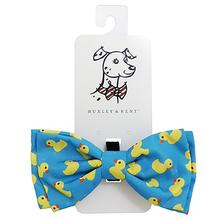 Huxley & Kent Dog Bow Tie Collar Attachment - Lucky Ducky