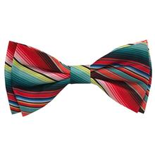 Huxley & Kent Dog and Cat Bow Tie Collar Attachment - Serape