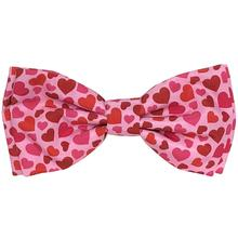 Huxley & Kent Dog and Cat Bow Tie Collar Attachment - Puppy Love