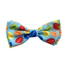 Huxley & Kent Party Time Pet Bow Tie Collar Attachment - Blue