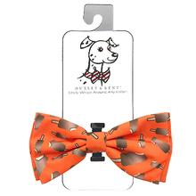 Huxley & Kent Dog and Cat Bow Tie Collar Attachment - Ice Cream Bar