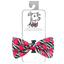 Huxley & Kent Dog and Cat Bow Tie Collar Attachment - Watermelon