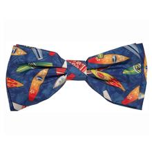 Huxley & Kent Dog and Cat Bow Tie Collar Attachment - Surfer Pup