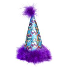 Huxley & Kent Dog Party Hat  - Magic Unicorns
