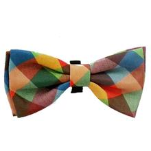 Huxley & Kent Pet Bow Tie Collar Attachment - Fall Check