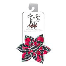 Huxley & Kent Pinwheel Dog and Cat Collar Attachment - Watermelon