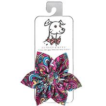 Huxley & Kent Pinwheel Pet Collar Attachment - Pop Art