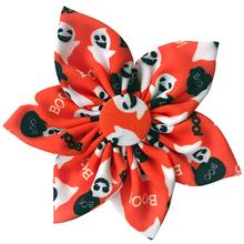 Huxley & Kent Halloween Pinwheel Dog and Cat Collar Attachment - Ghostbusters