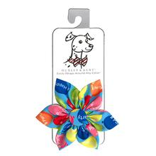 Huxley & Kent Pinwheel Pet Collar Attachment - Happy