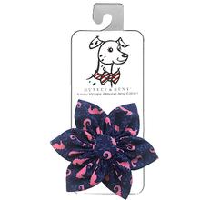 Huxley & Kent Pinwheel Pet Collar Attachment - Seahorse