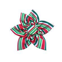Huxley & Kent Pinwheel Holiday Dog Collar Attachment - Candy Cane