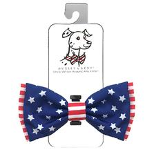 Huxley & Kent Dog Bow Tie Collar Attachment - Liberty