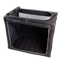 Hyper Pet Home and Away Folding Dog Crate - Black