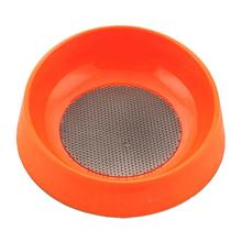 Hyper Pet Oral Health Cat Bowl - Orange