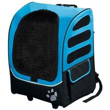 I-GO Plus Traveler Dog Carrier - Ocean Blue