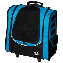 Pet Gear I-Go2 Escort Dog Carrier - Ocean Blue