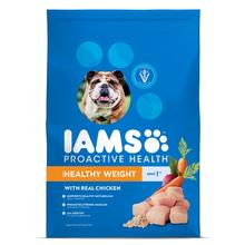 IAMS ProActive Health Dry Dog Food -  Adult Healthy Weight
