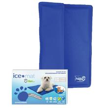 Ice Dog Mat by GF Pet - Blue