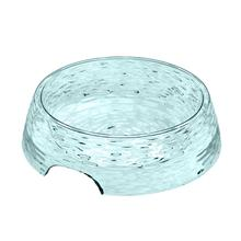Icicle Medium Dog Bowl by TarHong - Clear