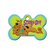 Scooby Doo Bone Large Engravable Pet I.D. Tag