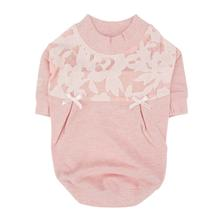 Imogen Dog Shirt by Pinkaholic - Pink
