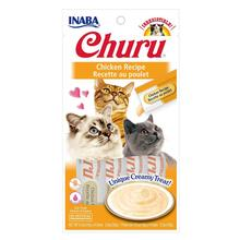Inaba Churu Puree Grain-Free Cat Treats - Chicken