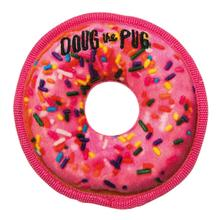 Incrediplush Doug the Pug Dog Toy - Donut