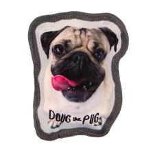 Incrediplush Dog Toy - Doug the Pug